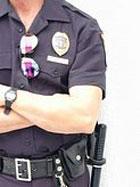 Studieren in USA: Polizist