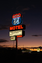 Studieren in USA: Wohnen USA Motel